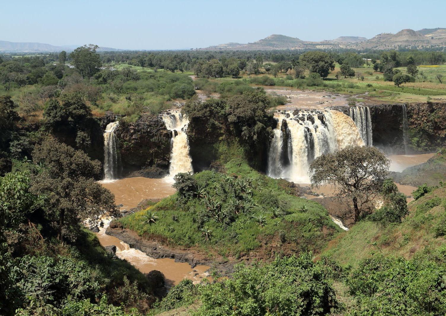 Blue Nile and Lalibela