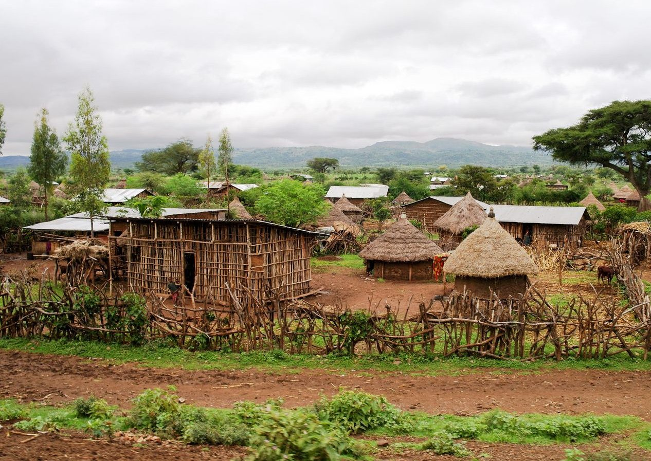 Lost Tribes of Ethiopia